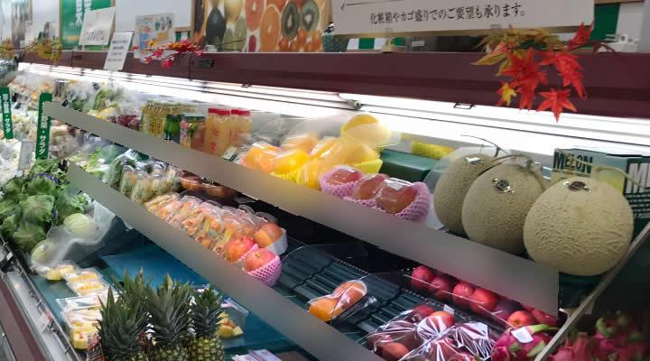 イトーヨーカドー食料品コーナー